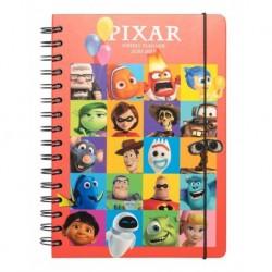 Agenda Escolar 2020/2021 A5 Semanal Pixar 25 Aniversario