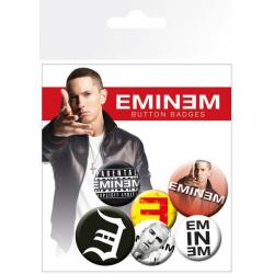 Pack De Chapas Eminem Logos