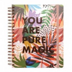 Agenda Escolar 2020/2021 Big Size Semanal You Are Pure Magic By Kokonote