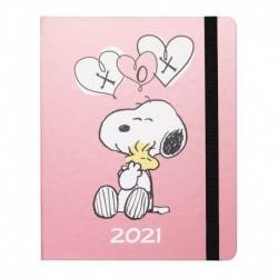 Agenda Escolar 2020/2021 Semanal Premium Snoopy