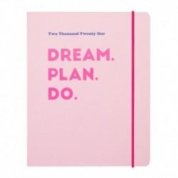 Agenda Escolar 2020/2021 Semanal Premium Pink By Kokonote