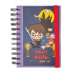 Agenda Escolar 2020/2021 Diaria Harry Potter