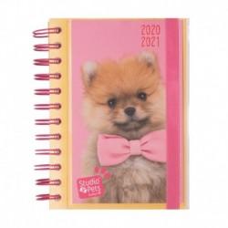 Agenda Escolar 2020/2021 Diaria Studio Pets Dogs