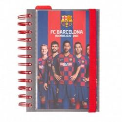 Agenda Escolar 2020/2021 Diaria Fc Barcelona