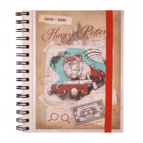 Agenda Escolar 2020/2021 Semanal Harry Potter
