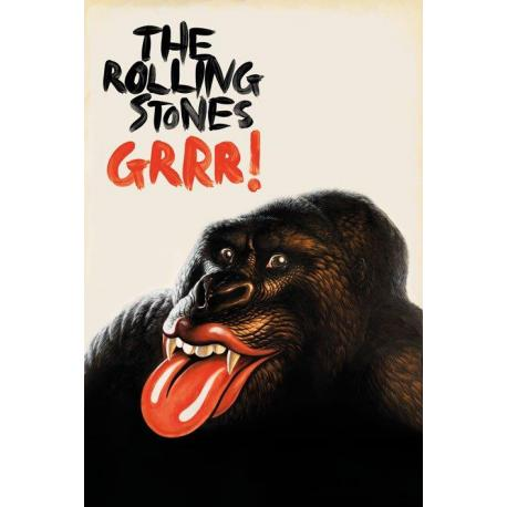 Poster Rolling Stones - Grr!
