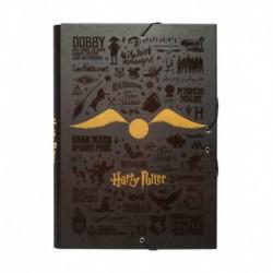 Carpeta Solapas Harry Potter