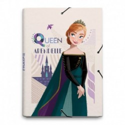 Carpeta Solapas Disney Frozen 2