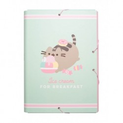 Carpeta Solapas Pusheen Foodie Collection