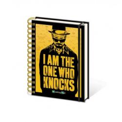 Cuaderno Tapa dura A5 Breaking Bad I Am The On