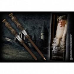 Boligrafo Varita Y Marca Pagina Harry Potter Dumbledore