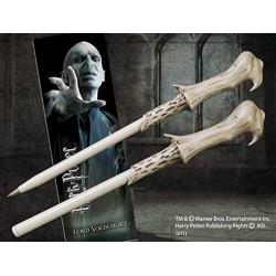 Boligrafo Varita Y Marca Pagina Harry Potter Voldemort