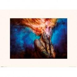 Print 30X40 Cm Mario Sanchez Nevado Psycho Climatic