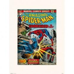Print 30X40 Cm Marvel Amazing Spider-Man 130