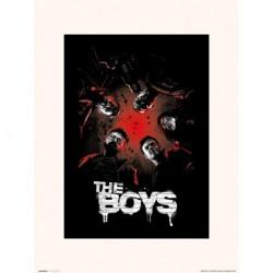 Print 30X40Cm The Boys One Sheet