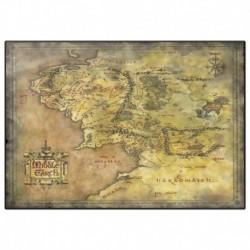 Vade Escolar El Señor De Los Anillos Mapa de Escritorios