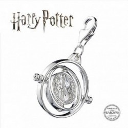 Abalorio Para Colgante Swarovsky Harry Potter Time Turner Clip