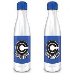 Botella Metalica Dragon Ball Z Capsule Corp