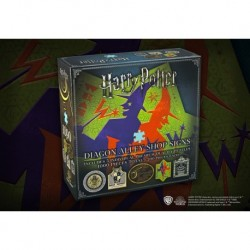 Puzzle Harry Potter Diagon Alley Shop Signs