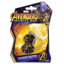 Llavero Marvel Avengers Infinity War Gauntlet
