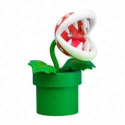 Lampara Super Mario Piranha Plant