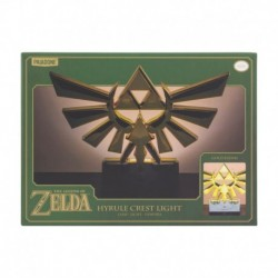 Lampara The Legend Of Zelda Hyrule Crest