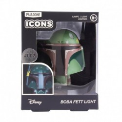 Lampara Icon Star Wars Bobba Fett Icon