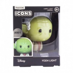 Lampara Star Wars Yoda