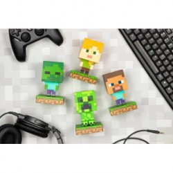 Lampara Minecraft Creeper Icon Light