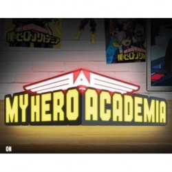 Lampara Logo My Hero Academia