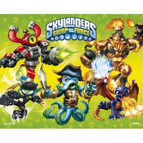 Mini Poster Skylanders