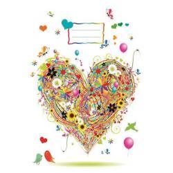 Libreta Heart