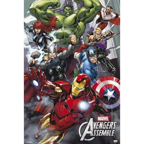 Poster Marvel Avenger