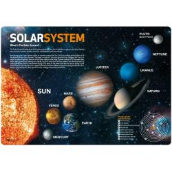 Vade Escolar Sistema Solar Ingles