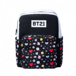 Mochila Escolar Bt21 Cool Collection