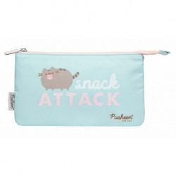 Estuche Triple Pusheen Foodie Collection