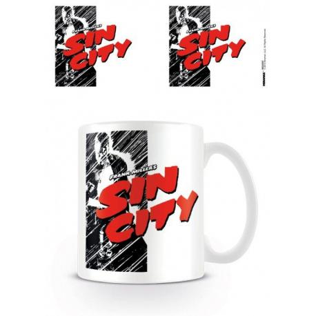 Taza Sin City (Comic)