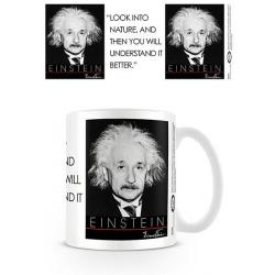 Taza Albert Einstein (Nature)