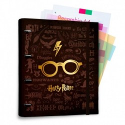 Carpeblock 4 Anillas Harry Potter