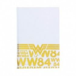 Cuaderno A5 Dc Comics Wonder Woman 1984