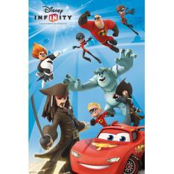 Poster Infinity Game Disney