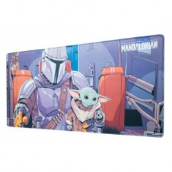 ALFOMBRILLA RATON XL STAR WARS THE MANDALORIAN-THE CHILD