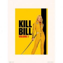 PRINT 30X40 CM KILL BILL VOL. I