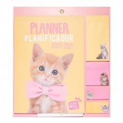 Magnet Planner 2020/2021 Studio Pets Cats