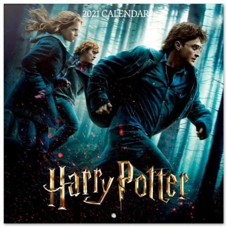 Calendario 2021 30X30 Harry Potter