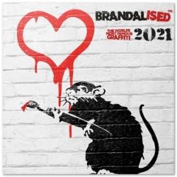 Calendario 2021 30X30 Brandalised
