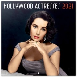 Calendario 2021 30X30 Hollywood Actresses