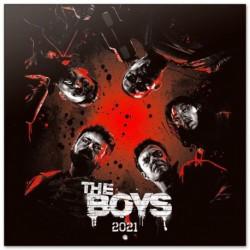 Calendario 2021 30X30 The Boys