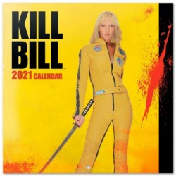 Calendario 2021 30X30 Kill Bill