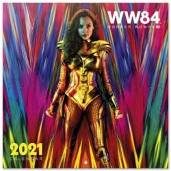 Calendario 2021 30X30 Dc Comics Wonder Woman